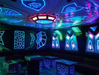Thi công quán Karaoke tại Quán Nam Hải Phòng