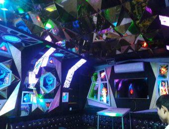 Thiết kế nội thất quán Karaoke hiện đại – Tứ Kì Hải Dương