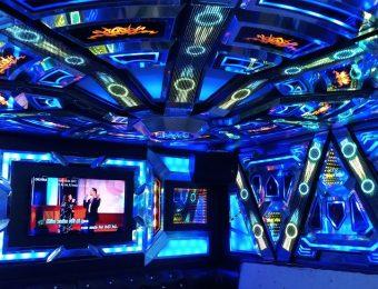 Thi công phòng karaoke Đẹp – Lạ mà giá lại RẺ ở Thái Bình