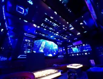 Công trình thiết kế thi công karaoke ở Quảng Ninh