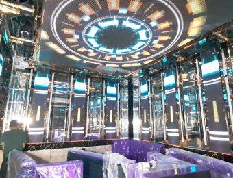 Thi công phòng hát karaoke phong cách Vip lạ ở Hải Phòng