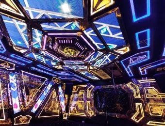 Nhận thi công nội thất karaoke Gia Lai giá rẻ phòng đẹp