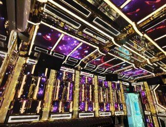 Chuyên thiết kế thi công phòng karaoke Gia Đình siêu rẻ đẹp
